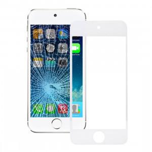 Lentille extérieure en verre pour iPod touch 5 (blanc) SL701W870-20
