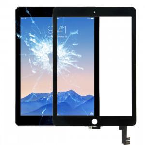 iPartsBuy pour iPad Air 2 / iPad 6 écran tactile (Noir) SI041B119-20