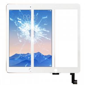 iPartsBuy pour iPad Air 2 / iPad 6 écran tactile (blanc) SI041W1063-20