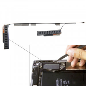 Câble Flex d'antenne Wifi d'origine pour iPad Air 2 SC0081330-20