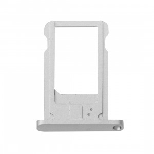 iPartsBuy Card Tray pour iPad Air 2 / iPad 6 (Argent) SI101S935-20