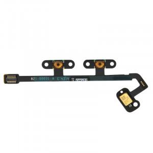 iPartsBuy câble de câble de bouton de contrôle du volume original pour iPad Air 2 / iPad 6 SI35021611-20