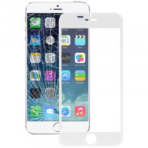 iPartsBuy Lentille extérieure en verre pour iPhone 6 (blanc) SI0063566-20