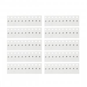 100 PCS iPartsBuy joint conducteur de clé latérale pour iPhone 6 S10718342-20