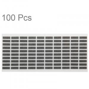 100 PCS pour iPhone 6 Tapis de coton Touch Stick S146161678-20