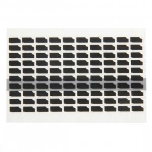 100 PCS iPartsBuy éponge mousse Slice Pads pour iPhone 6s Plus Retour caméra S10207995-20