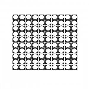 100 PCS iPartsBuy éponge mousse Slice Pads pour iPhone 6s Plus Retour caméra S10210292-20