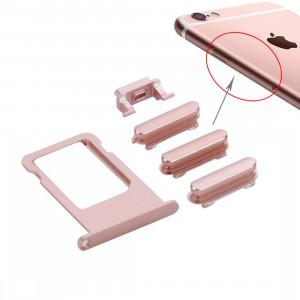 iPartsBuy remplacement de la carte pour iPhone 6s Plus (Rose Gold) SI003C1845-20