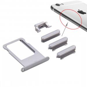 iPartsBuy remplacement de la carte pour iPhone 6s Plus (Gris) SI003H201-20