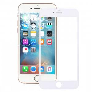 iPartsAcheter pour iPhone 6s Plus Lentille En Verre Externe Avec Écran Avant LCD Cadre Lunette (Blanc) SI030W442-20