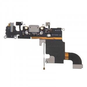 iPartsBuy pour le câble de câble de port de chargement de l'iPhone 6s (gris) SI003H462-20