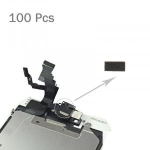 100 PCS iPartsAcheter pour iPhone 6 s bouton de la maison Flex câble éponge mousse Slice Pads S100131825-20