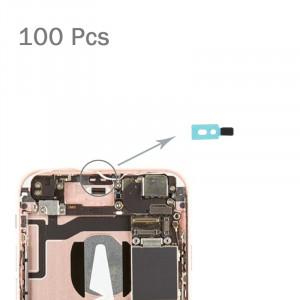 100 PCS iPartsAcheter pour iPhone 6s Microphone Retour mousse éponge Slice Pads S100291204-20