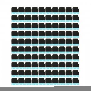 100 PCS iPartsBuy haut-parleur Ringer Buzzer Back éponge mousse Slice Pads pour iPhone 6s S102041550-20