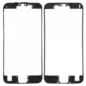 iPartsBuy pour iPhone 6s cadre avant du boîtier LCD (noir) SI660B483-20