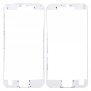 iPartsAcheter pour iPhone 6s cadre avant LCD (blanc) SI660W1696-20
