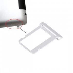 Porte-cartes SIM pour iPad 2 version 3G (Argent) SP07371339-20