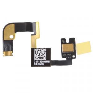 iPartsBuy réparation d'origine partie de microphone micro câble Flex pour iPad 4 SI0703263-20
