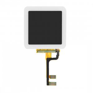 Ecran LCD et Digitizer Full Assembly pour iPod nano 6ème (Blanc) SE771W191-20