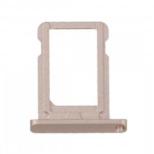 iPartsBuy Original Nano Carte SIM Plateau pour iPad Pro 12,9 pouces (Gold) SI912J1184-20