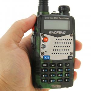 BAOFENG UV-5RA Professionnel Émetteur-récepteur Double Bande FM Transmetteur Talkie Walkie Radio Deux Voies (Vert) SB590G1079-20