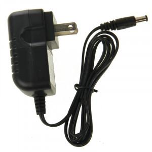 10 V Sortie 500 mA US Plug Universel Chargeur de Puissance Adaptateur pour Talkie Walkie Chargeur (Noir) S1703B474-20