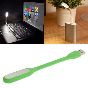 Portable Mini USB 6 LED lumière de protection des yeux flexible pour PC / ordinateurs portables / Power Bank (vert) SH068G1507-20