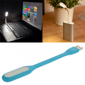 Portable Mini USB 6 LED lumière de protection des yeux pour PC / ordinateurs portables / Power Bank (bleu) SH068L953-20