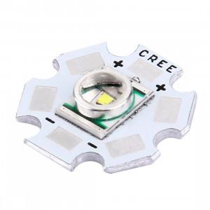 Ampoule de l'intense luminosité LED de 5W, CREE LED pour la lampe-torche, flux lumineux: 400-500lm SH01901669-20