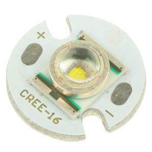 Ampoule de l'intense luminosité LED de 5W, CREE-16 LED pour la lampe-torche, flux lumineux: 400-500lm SH01911623-20