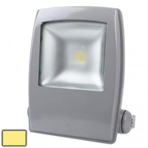 30W imperméabilisent la couverture blanche givrée blanche de projecteur de LED, AC 85-265V, flux lumineux: 3600lm (noir) SH43WW1198-20