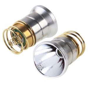 Module Drop-in pour lampes de poche, LED CREE XML T6 26.5mm, coque en aluminium lisse SH50011254-20
