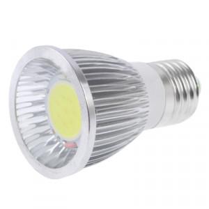 Ampoule de projecteur de l'E27 4W LED, lumière blanche, 6000-6500K, AC 85-265V SH6229742-20