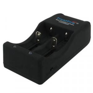 Chargeur de batterie multifonction TR-006 pour 16340/18650/25500/26650/26700 (noir) SH00161432-20