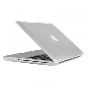 Étui de protection en cristal dur pour Macbook Pro 15,4 pouces (transparent) SH011T1599-20