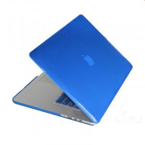 Étui de protection en cristal dur pour Macbook Pro Retina 15,4 pouces (Bleu) SH13BE1789-20
