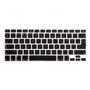 ENKAY Housse de protection pour clavier pour MacBook Pro 13,3 pouces et Air 13,3 pouces et Pro 15,4 pouces, Version US et version EU, Portugais SE550D419-20
