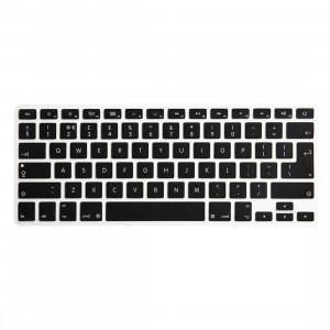 ENKAY Housse de protection pour clavier pour MacBook Pro 13,3 pouces et Air 13,3 pouces et Pro 15,4 pouces, Version US et version EU, Anglais SE550H1325-20