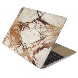 Motifs de marbre Apple Laptop Water Stickers PC Housse de protection pour Macbook Air 11,6 pouces SH101A1815-20