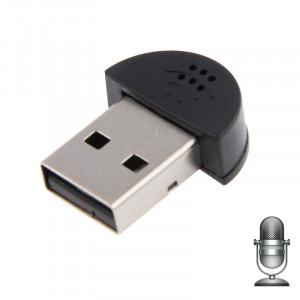 Mini microphone multimédia USB pour PC / Mac SU-2081980-20