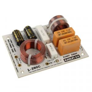 2x Diviseur de fréquence de haut-parleur de la série Hi-Fi 130W, 2-Way 2-Unit (2pcs dans un emballage, le prix est pour 2pcs) SH07051054-20