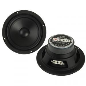 Haut-parleur Midrange 30W, Impédance: 8ohm, Diamètre intérieur: 4,5 pouces, Diamètre extérieur: 5.5 pouce (Noir) SH1101665-20