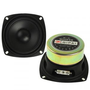 Haut-parleur médium de 30 W, Impédance: 4ohm, Diamètre intérieur: 3,5 pouces (Noir) SH11041772-20