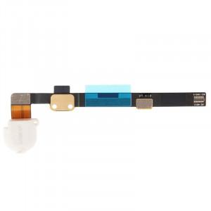 iPartsAcheter pour iPad mini 2 Retina Original Jack Audio Flex Câble (Blanc) SI704W1219-20