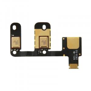 iPartsBuy pour iPad mini 3 Capteur et microphone Câble Flex SI0019139-20