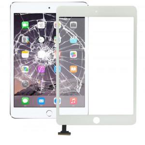 Panneau tactile pour iPad mini 3 (blanc) SP231W116-20