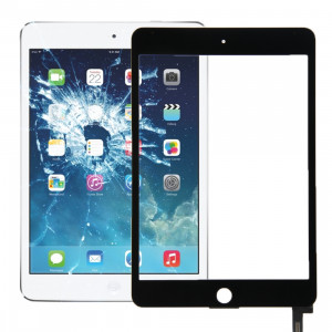 iPartsBuy Écran tactile d'origine pour iPad mini 4 (Noir) SI901B356-20