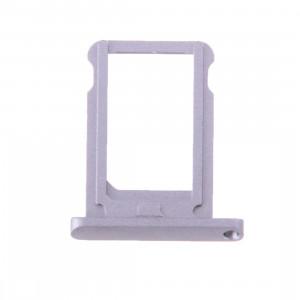 iPartsBuy Nano Carte SIM Plateau pour iPad mini 4 (Wi-Fi + Cellulaire) (Argent) SI908S1014-20