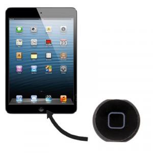 Bouton d'accueil d'origine pour iPad mini 1/2/3 (noir) SH715B1170-20