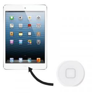 Bouton d'accueil d'origine pour iPad mini 1/2/3 (blanc) SH715W451-20